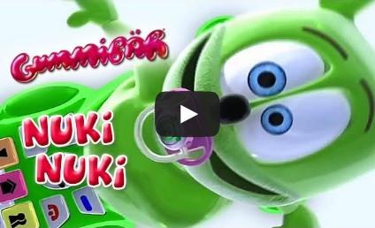 5 Million YouTube Views for Nuki Nuki
