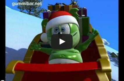 New Gummibär Video – You Know It's Christmas