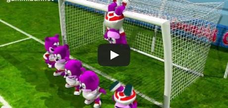 Fummel Fummel Gummibär – World Cup