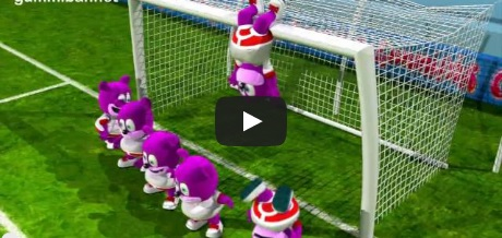 Go For The Goal – World Cup