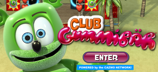 club gummy welcome