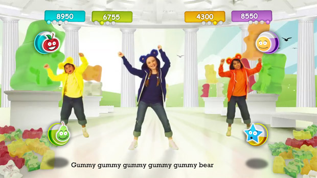 The Gummy Bear Song Just Dance Kids 2