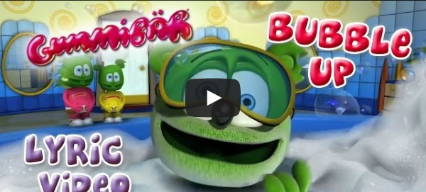 Bubble Up Lyric Video