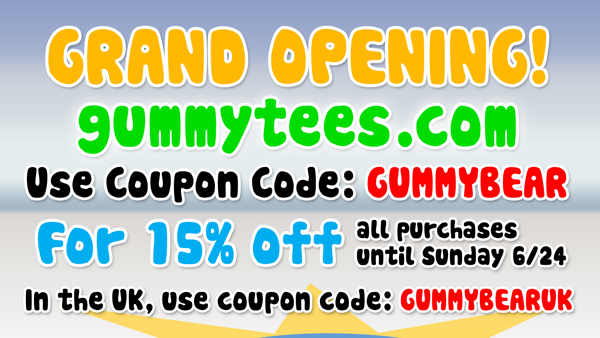 gummytees coupon
