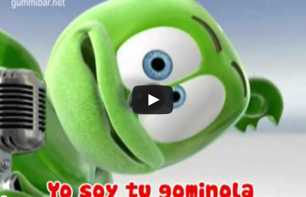 Osito Gominola Spanish Lyric Video