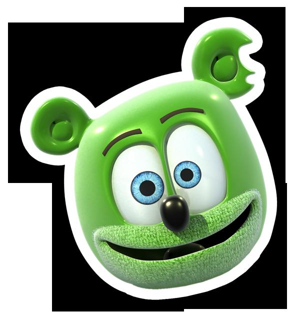 2012 Gummibar Sticker