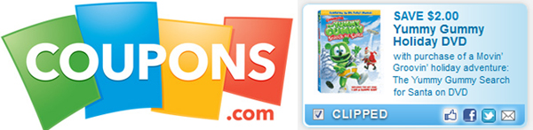 Coupons.com Coupon