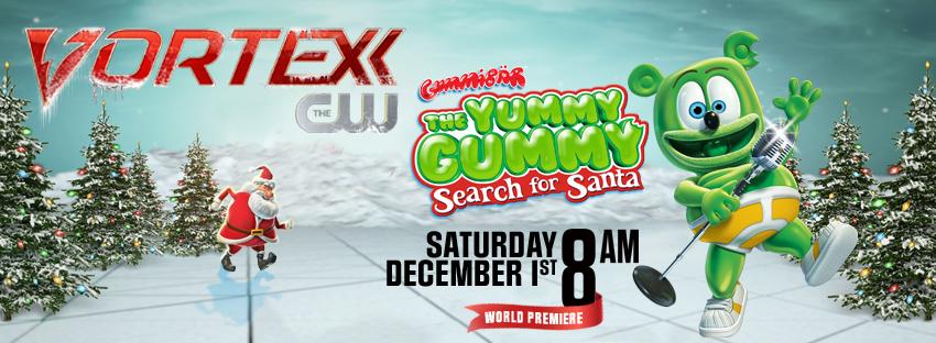 Yummy Gummy Search For Santa On The CW