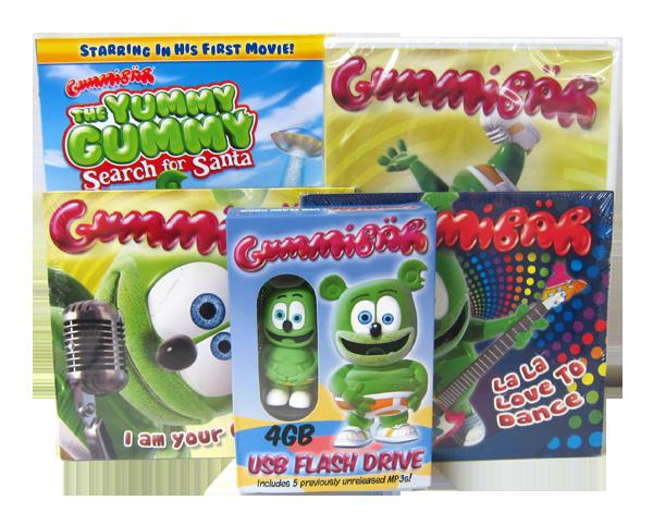 Gummibär Prize Pack