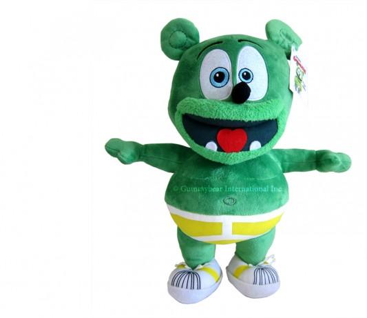 Gummibär Plush Toy
