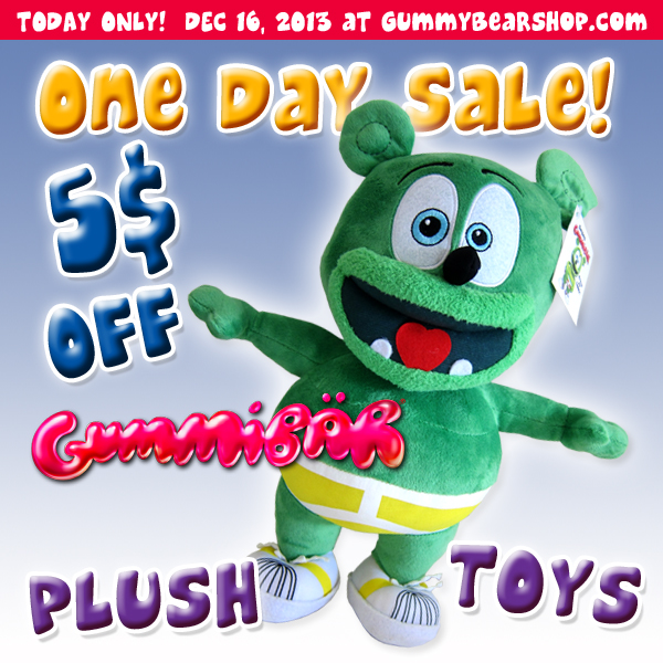 Plush Toy Sale