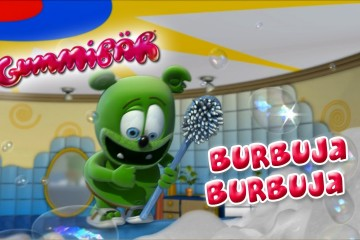 Burbuja Burbuja – Bubble Up Spanish Version