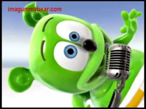 Eu Sou O Gummy Bear – The Gummy Bear Song Brazilian Version