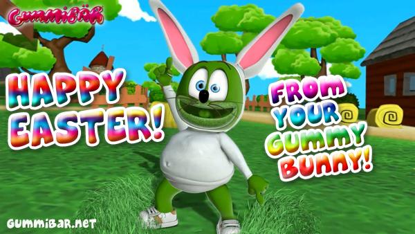 Happy Easter Gummibär