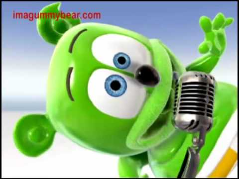 Itt Van A Gumimaci – The Gummy Bear Song Hungarian Version