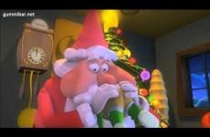 Santa Versus The Gummibär Plushie – Gummibär Christmas Special