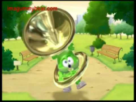 The Gummy Bear Song – Czech Version