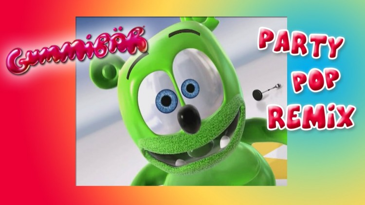 The Gummy Bear Song – Party Pop Remix