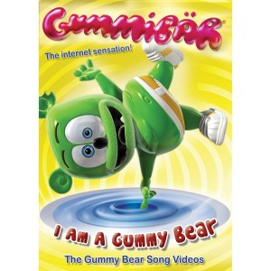 I Am A Gummy Bear DVD