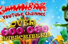 Gummibär YouTube Channel