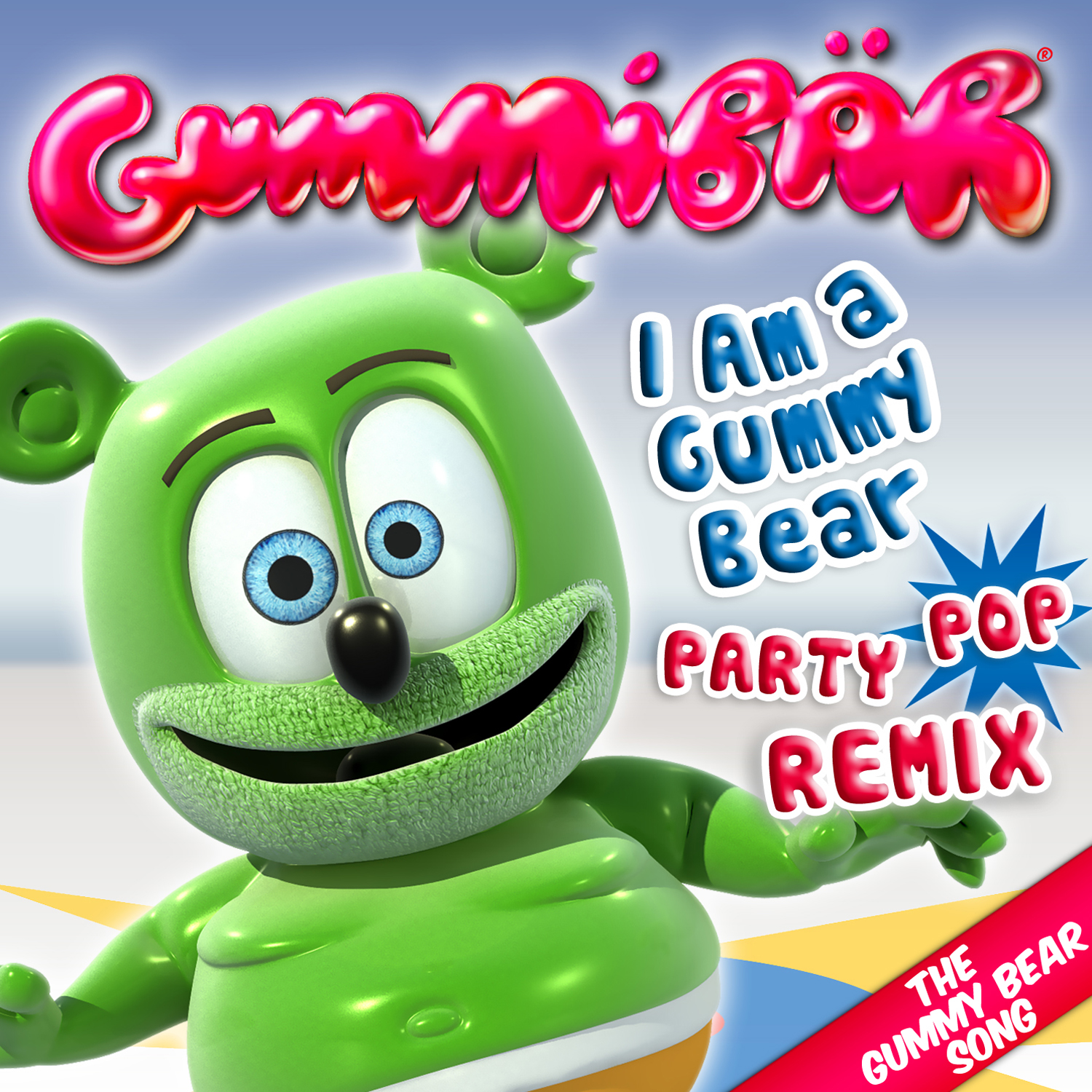 i am gummy bear song