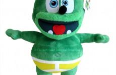 gummibar plush toy