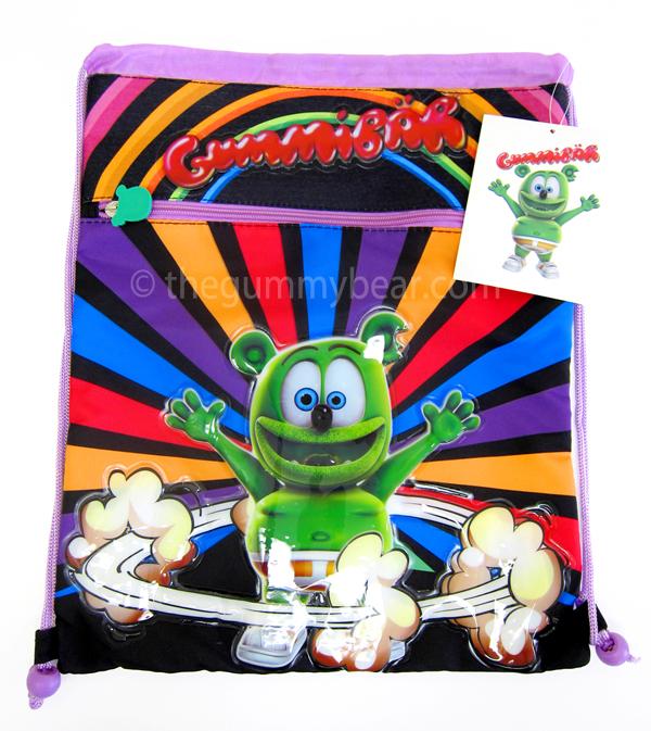 Gummibär Drawstring Bag
