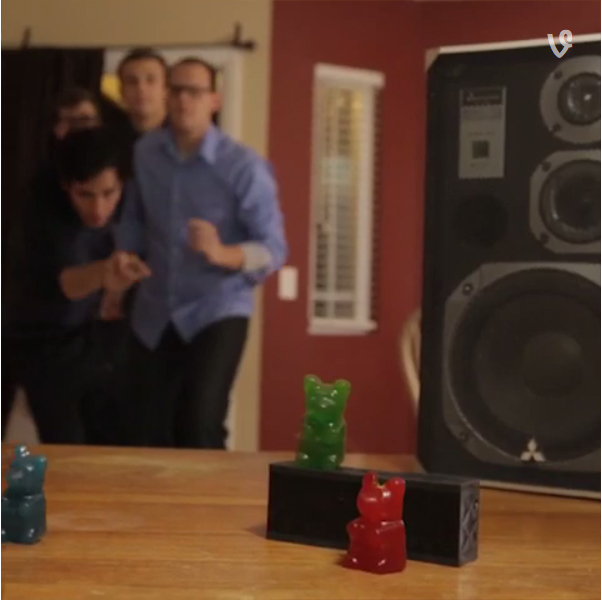 Gummy Dance Party Vine