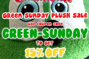 Green Sunday Sale