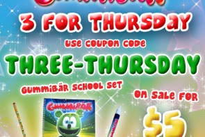 Three For Thursday