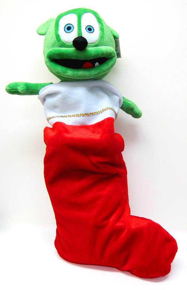 Gummibär Jumbo Christmas Stocking Giveaway