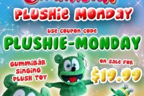 Plushie Monday