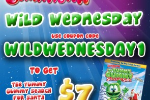 Wild Wednesday Sale