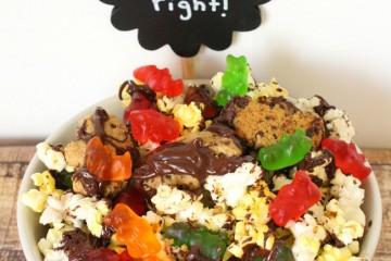 gummy bear popcorn
