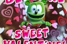 Gummibar Be Mine Sweet Valentine