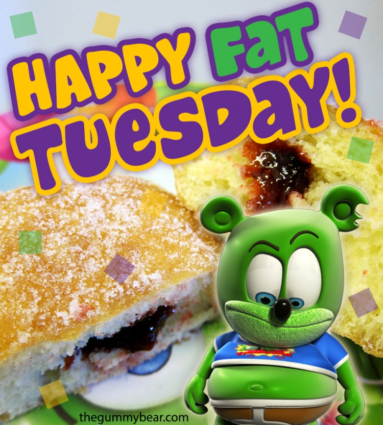 Happy Fat Tuesday!
