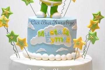 Gummibär Birthday Cake