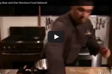 Chopped Gummy Wontons Video