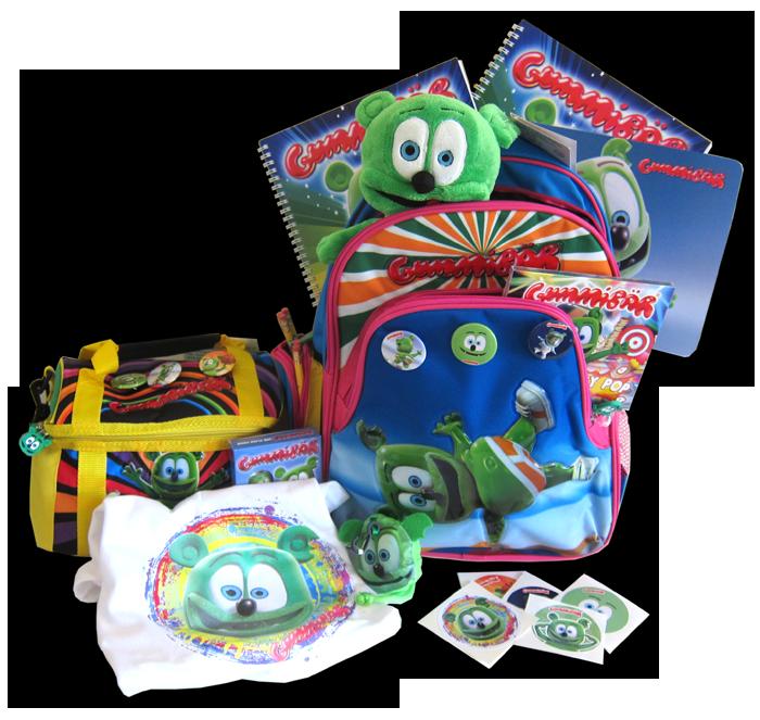 Gummibar Back To School Giveaway 2015