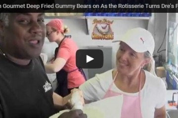 Deep-Fried Gummy Bears