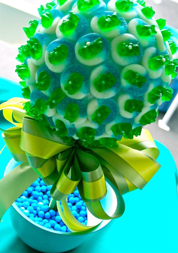 Gummy Bear Topiary