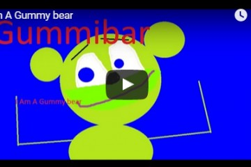 GummyBearIntl Fan Made Music Video The Gummy Bear Song Gummibar