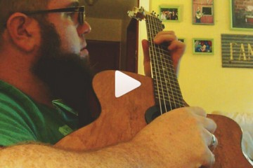 15 Second Gummy Bear Song Guitar Cover