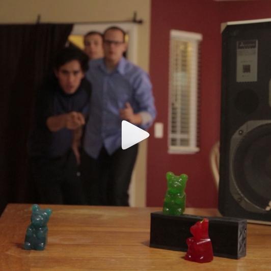 Zach King Gummy Bear Song by Gummibar
