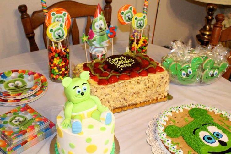 Fun Ideas For Your Gummibr Birthday Party Gummibr