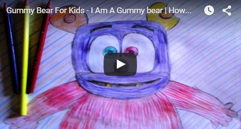 YouTube How to Draw Gummibar