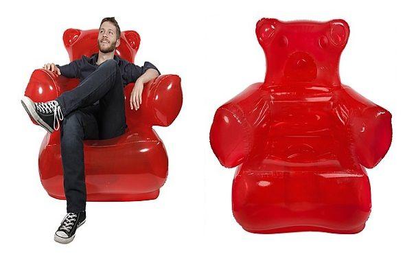 Gummy Bear Arm Chairs Gummib 228 R