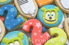 Gummibar Cookies The Gummy Bear Song