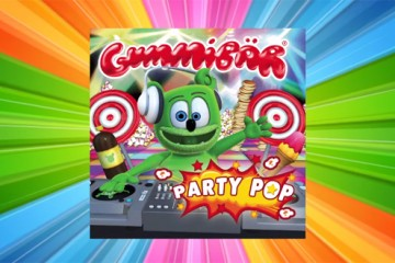 Party Pop Gummibar The Gummy Bear Song