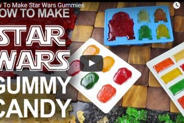 Star Wars Gummies Gummy Bears Gummibar The Gummy Bear Song